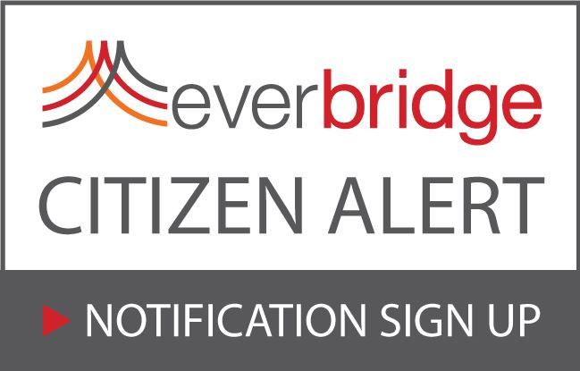 Everbridge Citizen Alert Sign Up Click Here