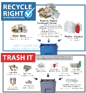 Recycle Right Poster